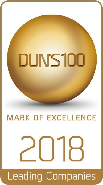 DUN'S 100 2018 - english